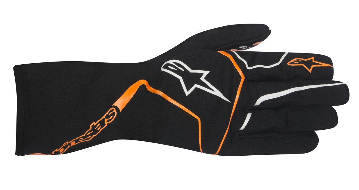 Alpinestars Rukavice Tech 1-K Race S-12-S