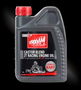 VROOAM Castor Blend 2T Racing Engine Oil